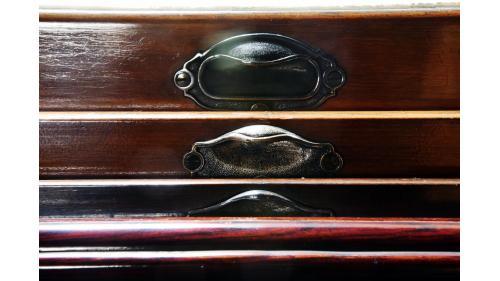 SA4102總督花車的三層式窗戶設計特寫照
