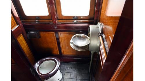 SA4102總督花車洗手間內裝