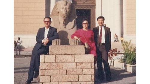 台灣與埃及當時沒有任何外交関係