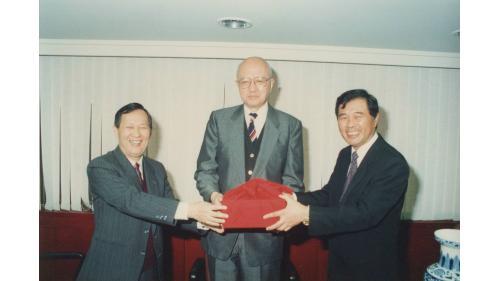 曾元一處長接任中國工程師學會理事長
