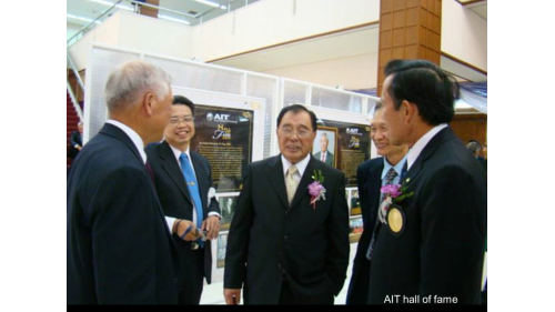 AIT hall of fame