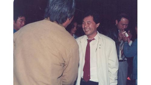 曾元一副處長在印尼巴卡路電廠工程