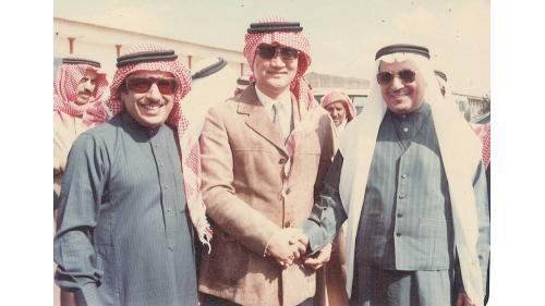 交通部連部長訪沙國
