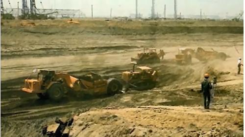 高雄港:由榮工處施工的中國造船廠(1974-1976年)